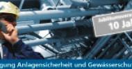 Bundesanlagenverordnung und technische Regeln im Fokus der  10. Fachtagung Anlagensicherheit und Gewässerschutz von WEKA MEDIA