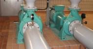 Über ein Drittel der weltweit erzeugten Energie wird für den Antrieb von Pumpen verwendet !