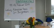 """Interkulturelle Kompetenz Training:""""Ausbildung zum interkulturellen Trainer (m/w) in 5 Modulen""""bei IKUD® Seminare in 2012 mit 30. Durchführung"""