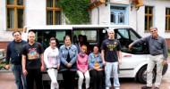 Aktion Mensch fördert für die Initiative Jugendarbeit Neuruppin e.V. einen behindertengerechten Kleinbus