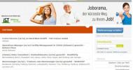 Neuer Webauftritt der Online-Jobbörse Joborama