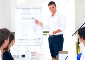 Akademie für Manager: Neue Webseite – neues Unternehmen