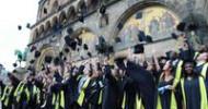 Internationale Master-Studenten nehmen Abschied aus der Hansestadt Bremen