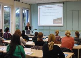 DIPLOMA-Studienzentrum Bochum an der Technischen Akademie Wuppertal begrüßt 80 Erstsemester