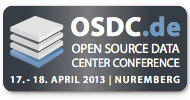 Call for Papers zur Open Source Data Center Conference (OSDC) 2013