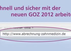 Mit abrechnung-zahnmedizin.de immer up to date