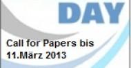 Call for Paper für den Scrum-Day 2013 Berlin