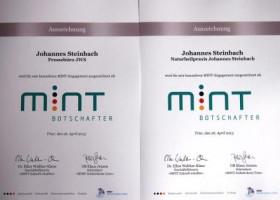 heilpraktiker-lernskripte.de: Auszeichnung für Autor / Herausgeber